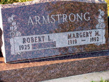 ARMSTRONG, MARGERY M. - Linn County, Iowa | MARGERY M. ARMSTRONG