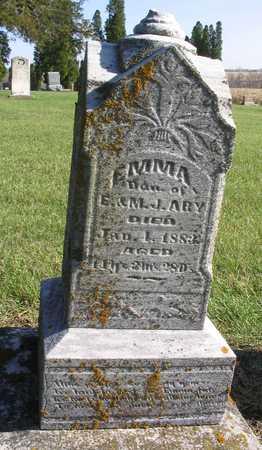 ARY, EMMA - Linn County, Iowa | EMMA ARY