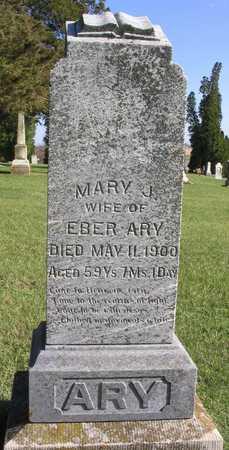 ARY, MARY J. - Linn County, Iowa | MARY J. ARY