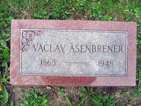 ASENBRENER, VACLAV - Linn County, Iowa | VACLAV ASENBRENER
