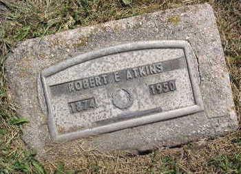 ATKINS, ROBERT E. - Linn County, Iowa | ROBERT E. ATKINS