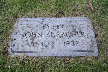 AURACHER, JOHN - Linn County, Iowa | JOHN AURACHER