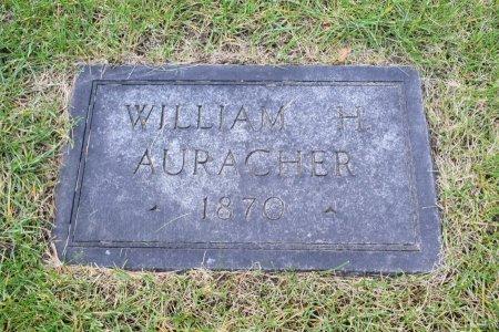 AURACHER, WILLIAM H. - Linn County, Iowa   WILLIAM H. AURACHER