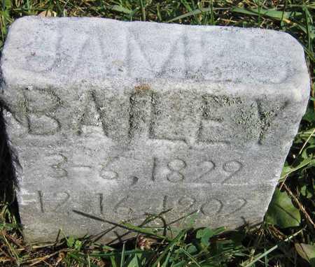 BAILEY, JAMES - Linn County, Iowa   JAMES BAILEY