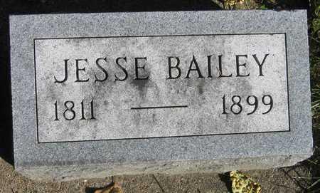 BAILEY, JESSE - Linn County, Iowa | JESSE BAILEY