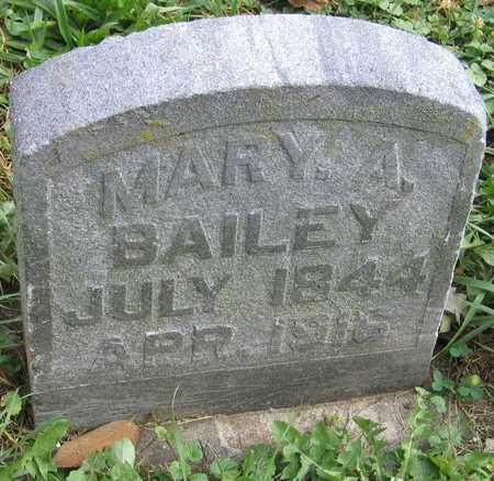 BAILEY, MARY A. - Linn County, Iowa | MARY A. BAILEY