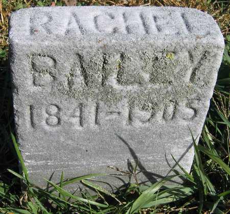 BAILEY, RACHEL - Linn County, Iowa   RACHEL BAILEY