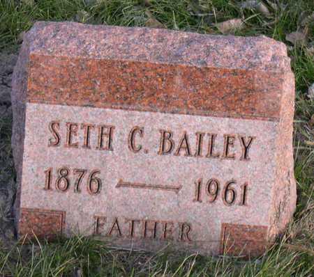 BAILEY, SETH C. - Linn County, Iowa | SETH C. BAILEY