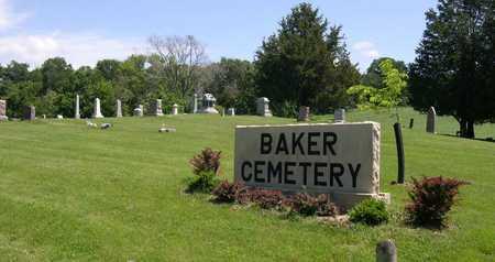 BAKER, CEMETERY - Linn County, Iowa   CEMETERY BAKER
