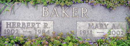 BAKER, MARY A. - Linn County, Iowa | MARY A. BAKER