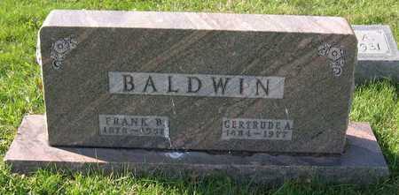 BALDWIN, FRANK B. - Linn County, Iowa | FRANK B. BALDWIN