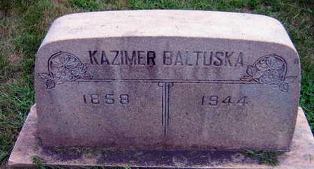BALTUSKA, KAZIMER - Linn County, Iowa | KAZIMER BALTUSKA