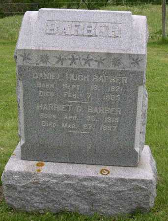 BARBER, HARRIET D. - Linn County, Iowa | HARRIET D. BARBER