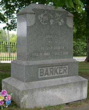 BARKER, SADIE E. - Linn County, Iowa | SADIE E. BARKER