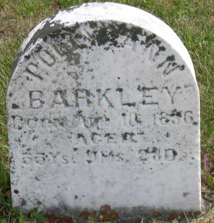 BARKLEY, POLLY ANN - Linn County, Iowa | POLLY ANN BARKLEY