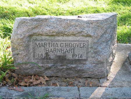 BARNHART, MARTHA C. - Linn County, Iowa | MARTHA C. BARNHART