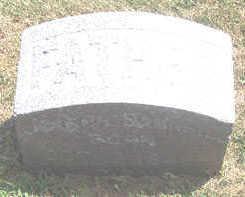 BARNHILL, JOSEPH - Linn County, Iowa   JOSEPH BARNHILL