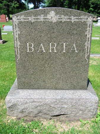BARTA, FAMILY STONE - Linn County, Iowa | FAMILY STONE BARTA