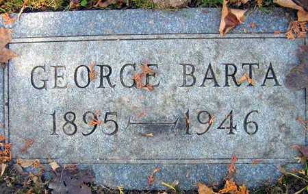 BARTA, GEORGE - Linn County, Iowa | GEORGE BARTA