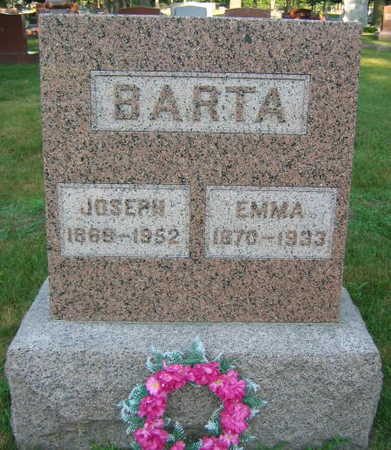 BARTA, JOSEPH - Linn County, Iowa | JOSEPH BARTA