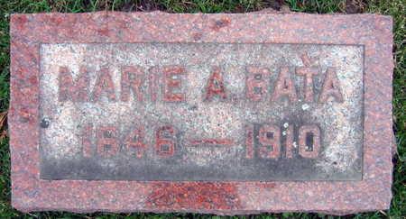 BATA, MARIE A. - Linn County, Iowa | MARIE A. BATA