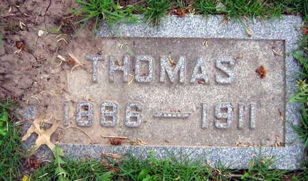 BARTA, THOMAS - Linn County, Iowa | THOMAS BARTA