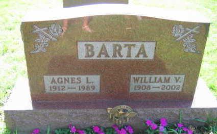 BARTA, AGNES L. - Linn County, Iowa | AGNES L. BARTA