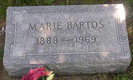 BARTOS, MARIE - Linn County, Iowa | MARIE BARTOS