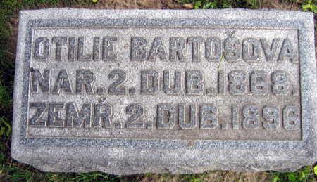 BARTOSOVA, OTILIE - Linn County, Iowa | OTILIE BARTOSOVA