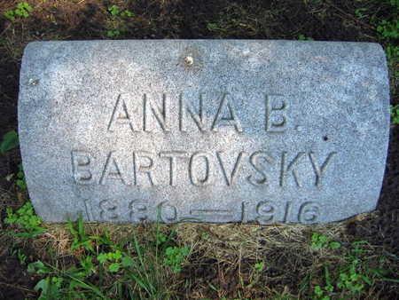 BARTOVSKY, ANNA - Linn County, Iowa | ANNA BARTOVSKY