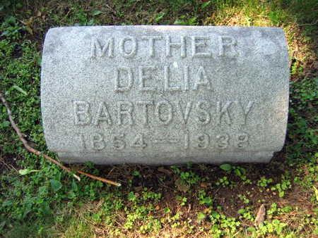 BARTOVSKY, DELIA - Linn County, Iowa | DELIA BARTOVSKY