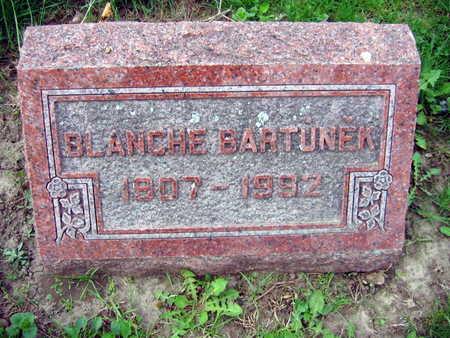 BARTUNEK, BLANCHE - Linn County, Iowa | BLANCHE BARTUNEK