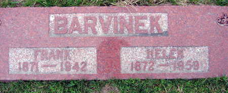 BARVINEK, HELEN - Linn County, Iowa | HELEN BARVINEK
