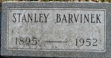 BARVINEK, STANLEY - Linn County, Iowa | STANLEY BARVINEK