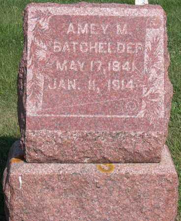 BATCHELDER, AMEY M. - Linn County, Iowa | AMEY M. BATCHELDER