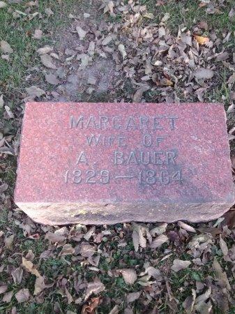 BAUER, MARGARET - Linn County, Iowa | MARGARET BAUER