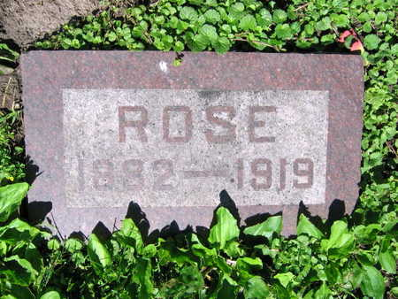 BAXA, ROSE - Linn County, Iowa | ROSE BAXA