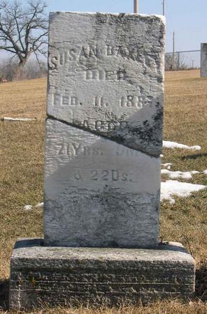 BAXLEY, SUSAN - Linn County, Iowa | SUSAN BAXLEY