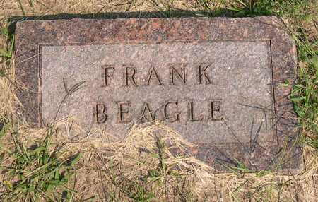 BEAGLE, FRANK - Linn County, Iowa | FRANK BEAGLE