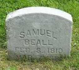 BEALL, SAMUEL - Linn County, Iowa   SAMUEL BEALL