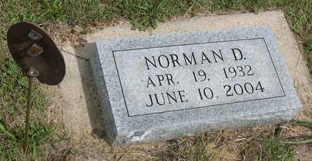 BEASON, NORMAN D. - Linn County, Iowa | NORMAN D. BEASON