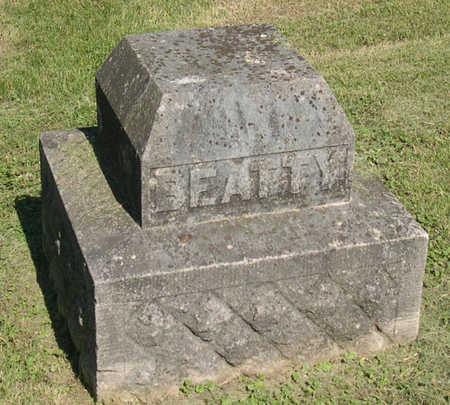 BEATTY, UNKNOWN - Linn County, Iowa   UNKNOWN BEATTY