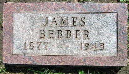 BEBBER, JAMES - Linn County, Iowa | JAMES BEBBER
