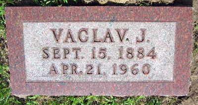 BECICKA, VACLAV J. - Linn County, Iowa | VACLAV J. BECICKA