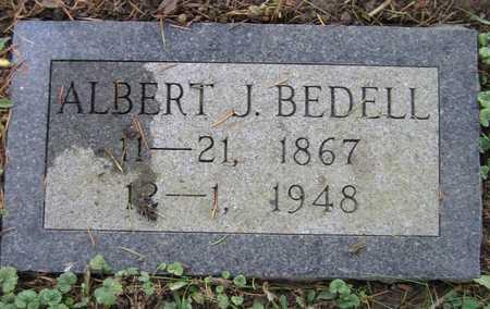 BEDELL, ALBERT J. - Linn County, Iowa   ALBERT J. BEDELL
