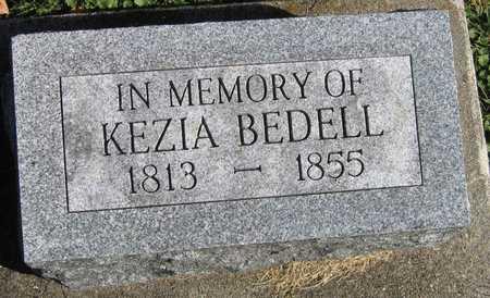 BEDELL, KEZIA - Linn County, Iowa | KEZIA BEDELL