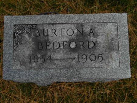 BEDFORD, BURTON A. - Linn County, Iowa | BURTON A. BEDFORD