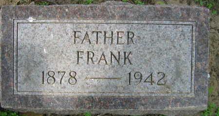 BEDNASHEK, FRANK - Linn County, Iowa | FRANK BEDNASHEK