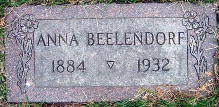 BEELENDORF, ANNA - Linn County, Iowa | ANNA BEELENDORF