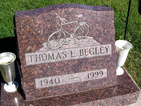 BEGLEY, THOMAS L. - Linn County, Iowa   THOMAS L. BEGLEY